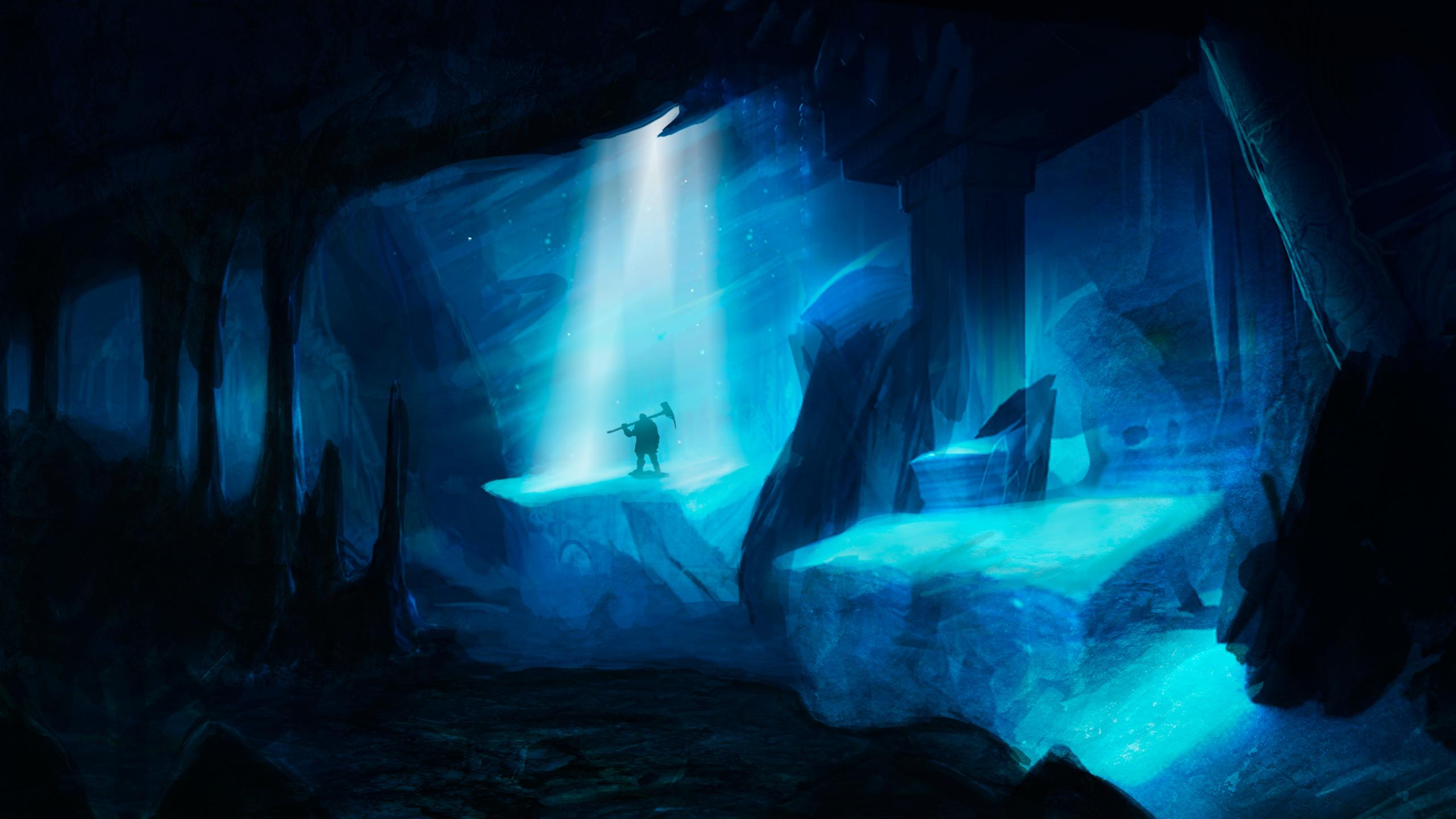 Glacial Cavern Ruin
