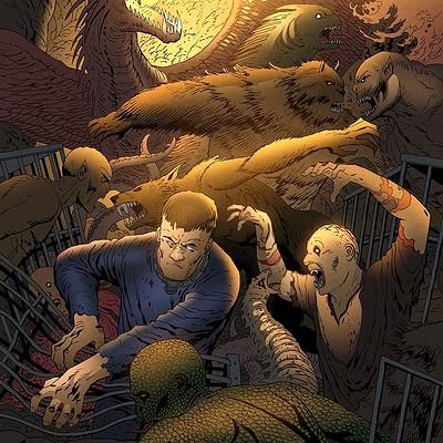 Piotr kowalski monsterworld 04 p16