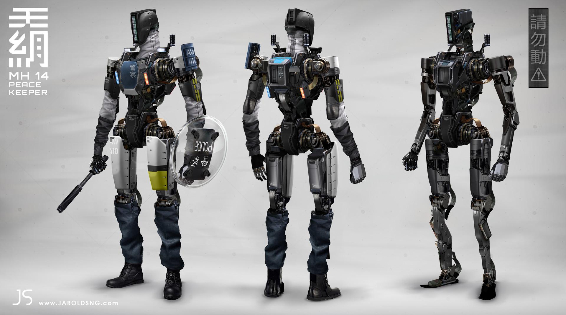Jarold sng metalhex wa peacekeeper 01