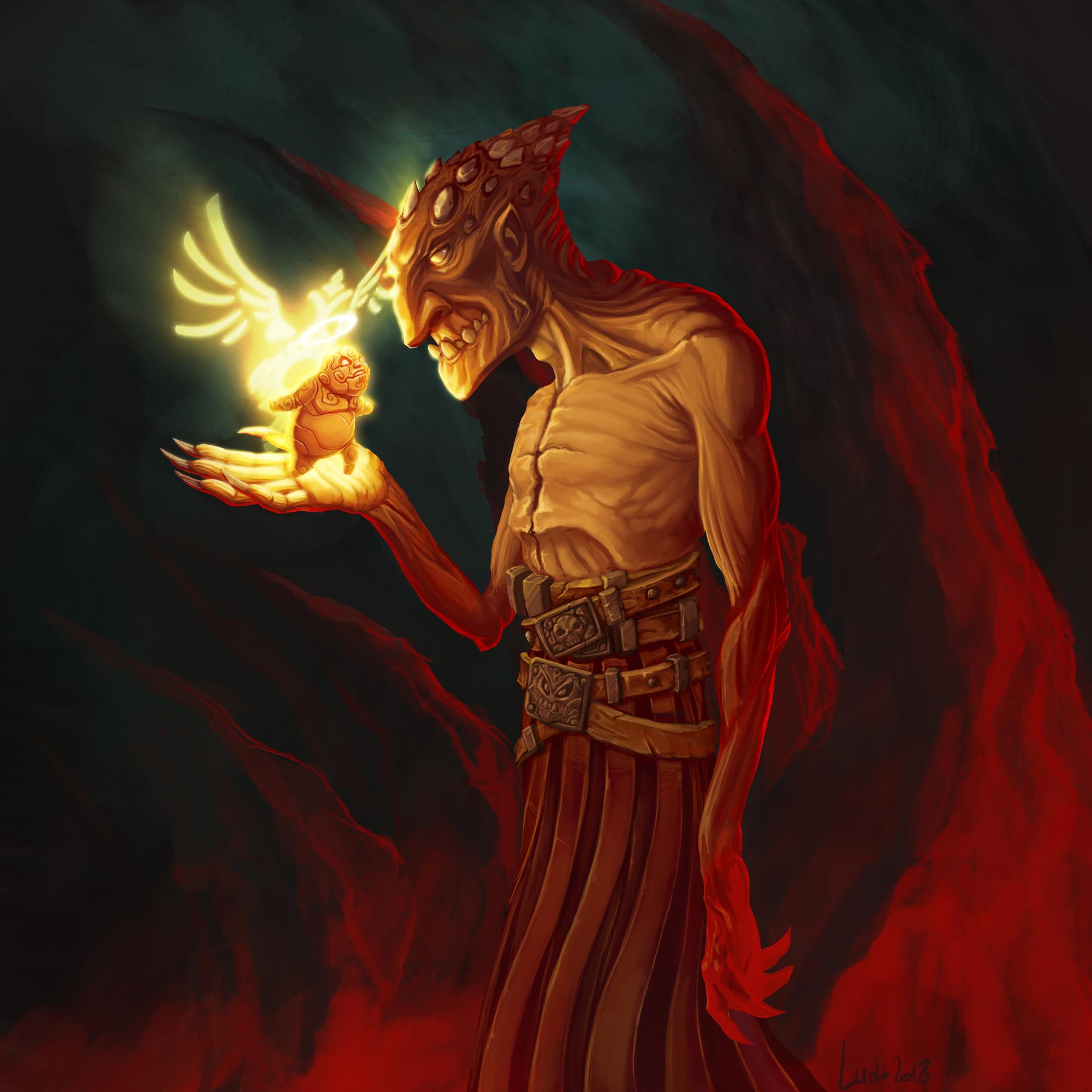 Ludovic rivalland demon02