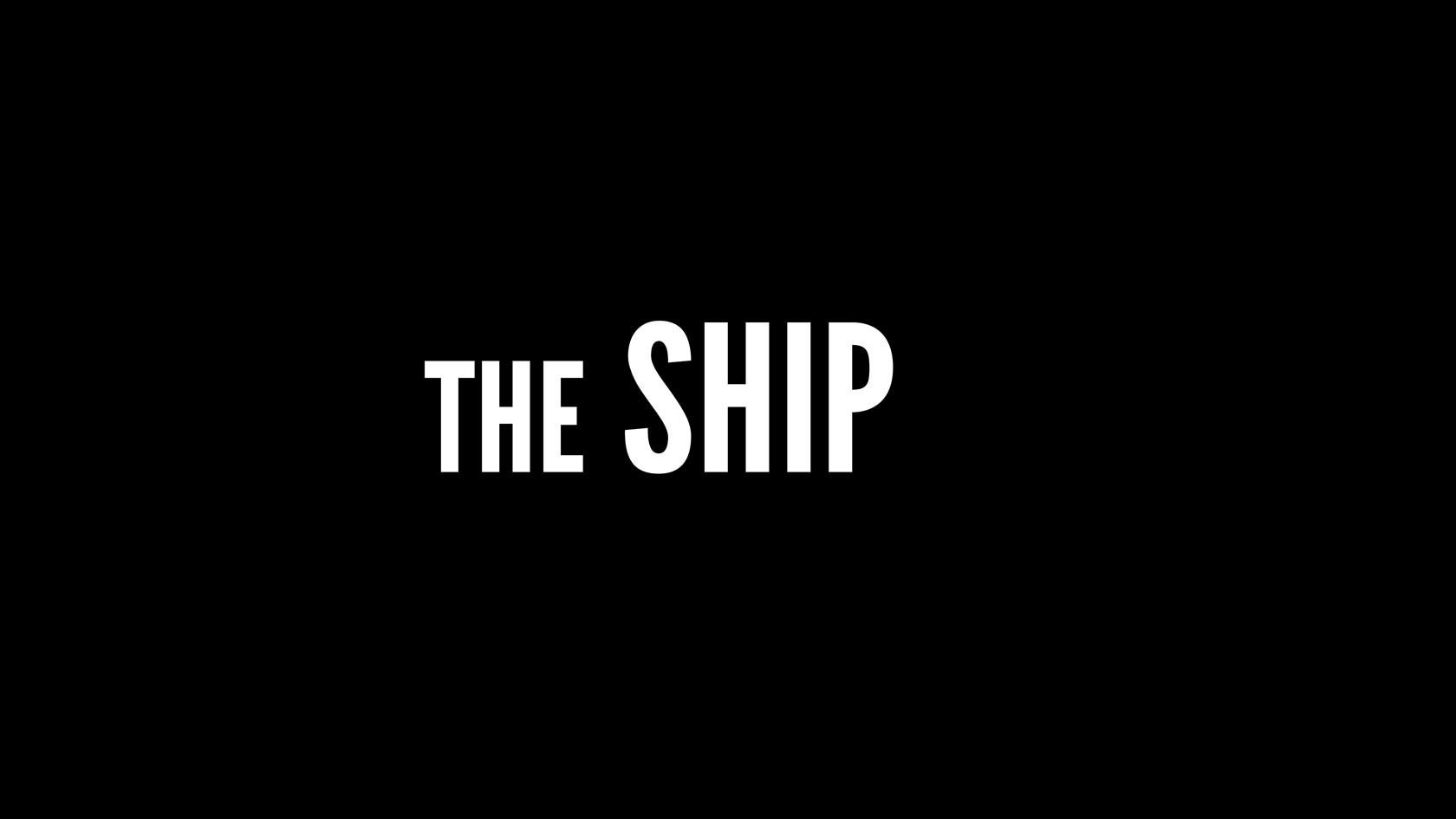 Timo peter screen the ship