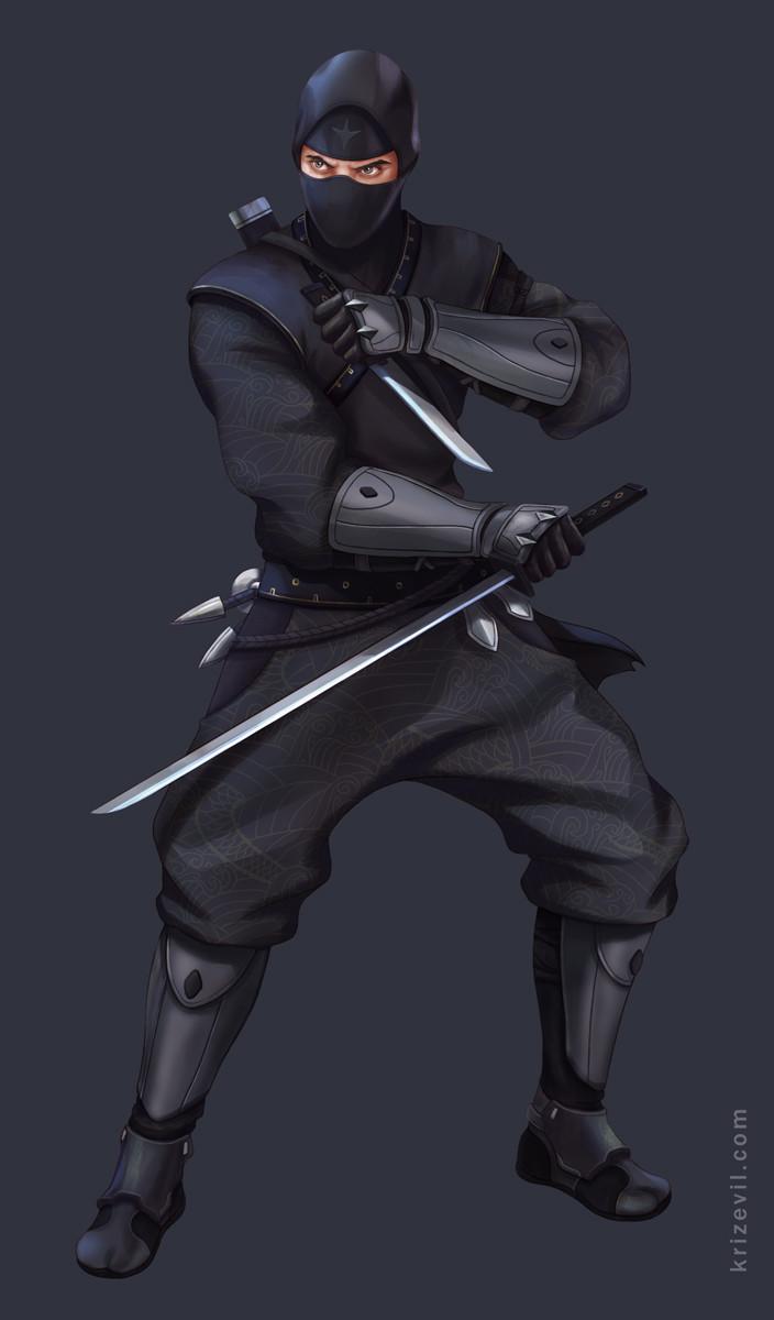 Christian villacis ninja02