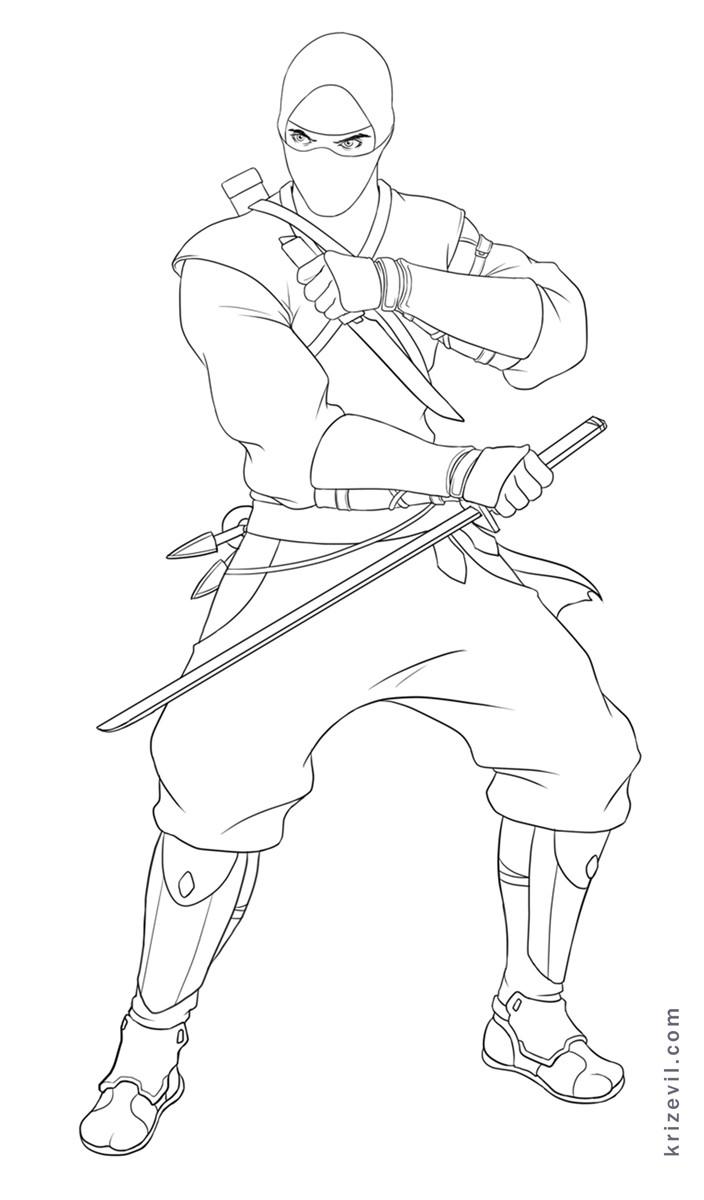 Christian villacis ninja05