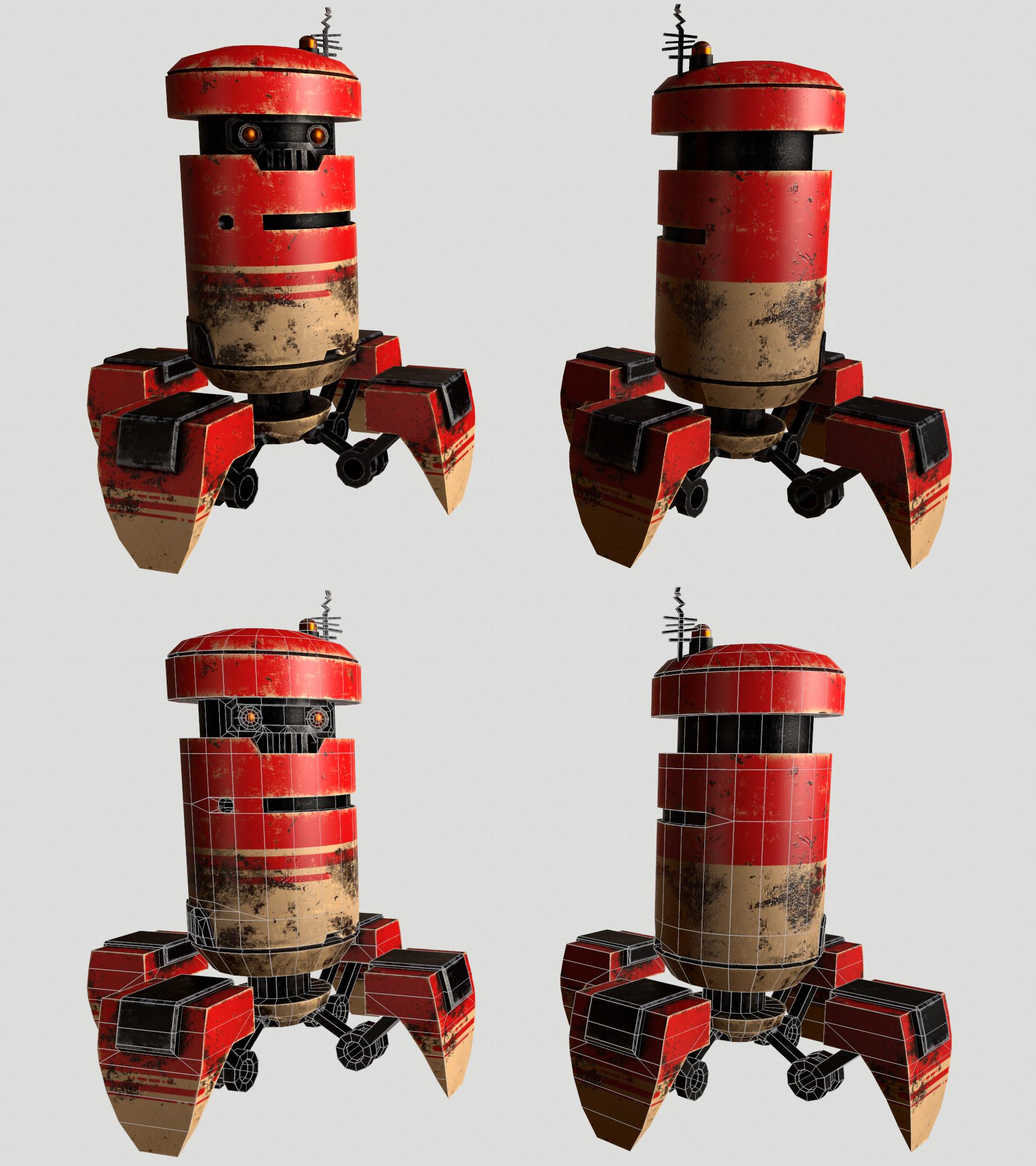 Sietske hereijgers robots