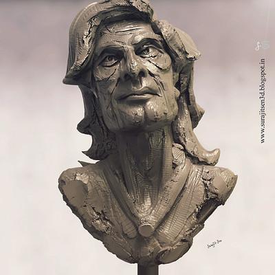 Surajit sen poet quick sculpt surajitsen