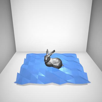 Victor li low poly water1