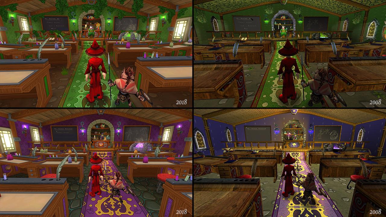 ArtStation - Wizard101 Work Part II, Erik McKenney
