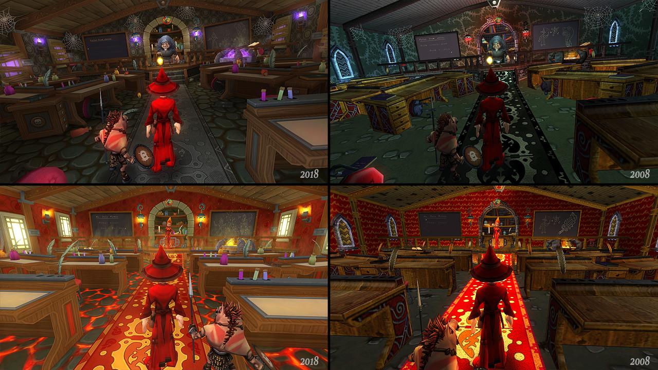 Artstation Wizard101 Work Part Ii Erik Mckenney