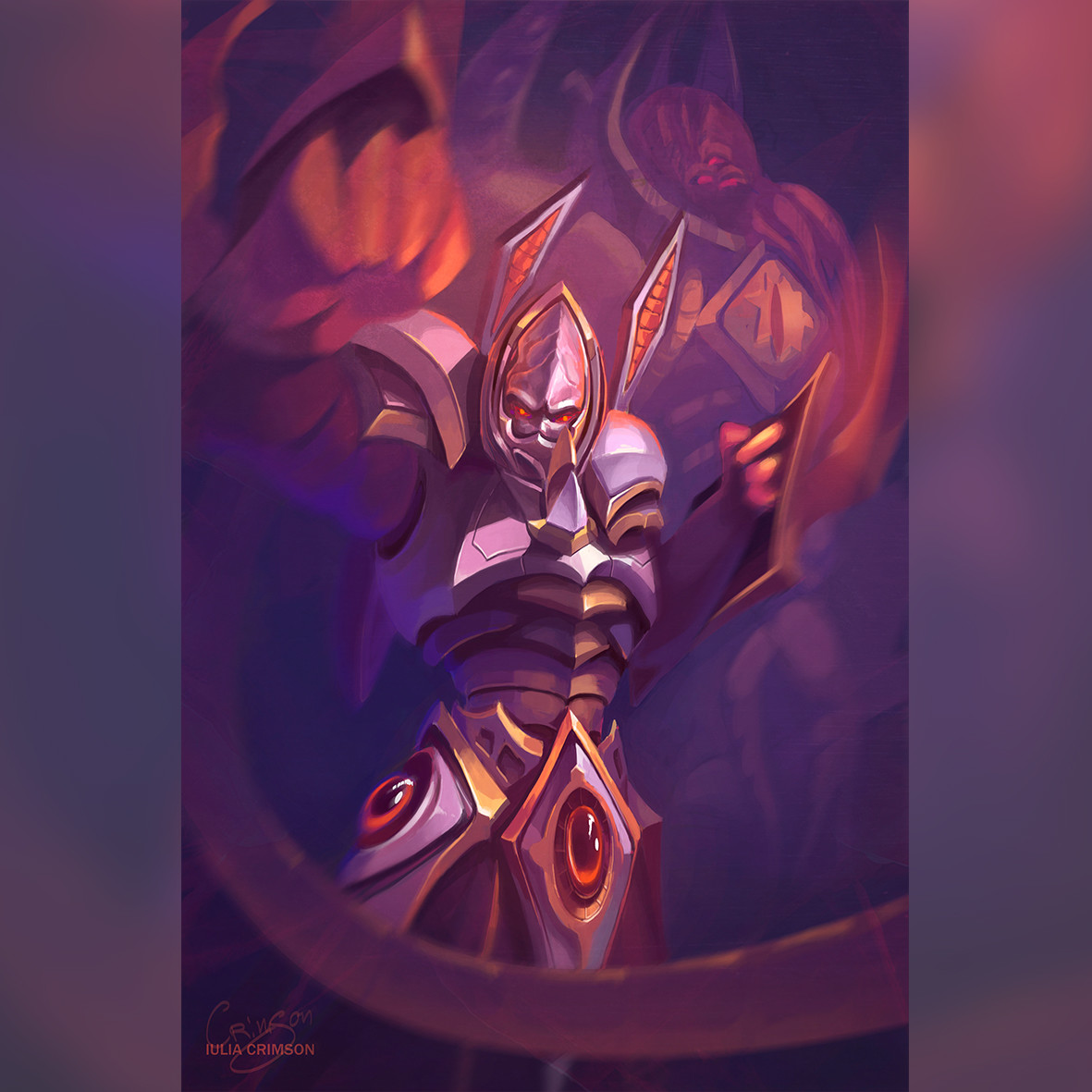 Alarak the Toss DarkLord