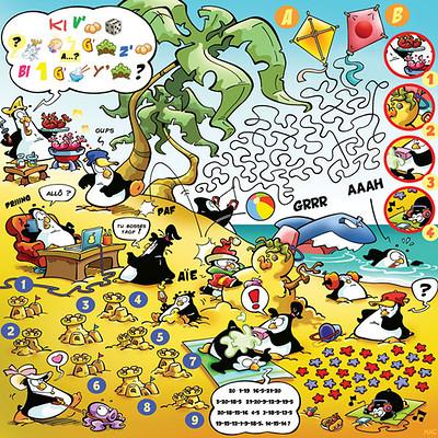 Mac o neill l ile des pingouins insta