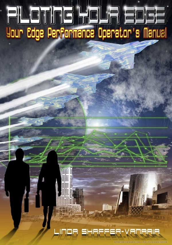 Book cover art created with Photoshop critically acclaimed author Linda Schaffer-Vanaria. Futuristic, science fiction art and book design.