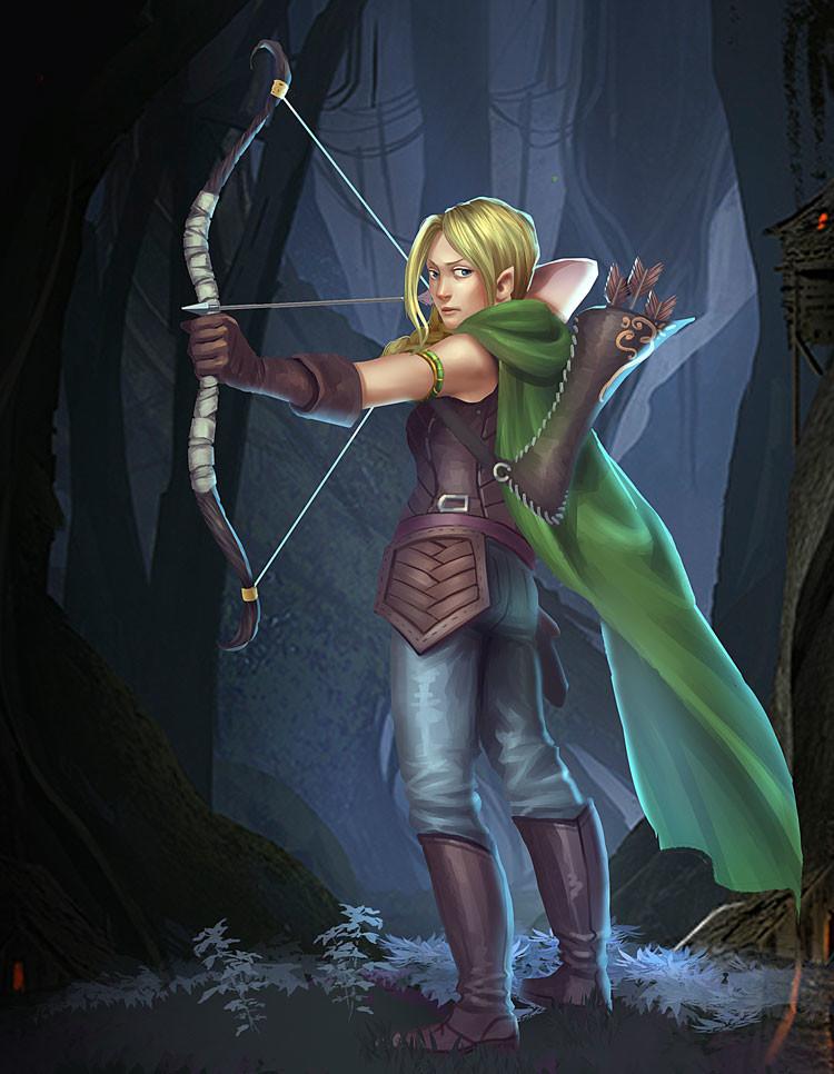Miremarsh - Human Characters