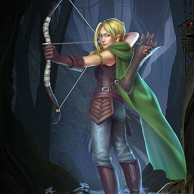 Mary safro dungeonsagamadriga