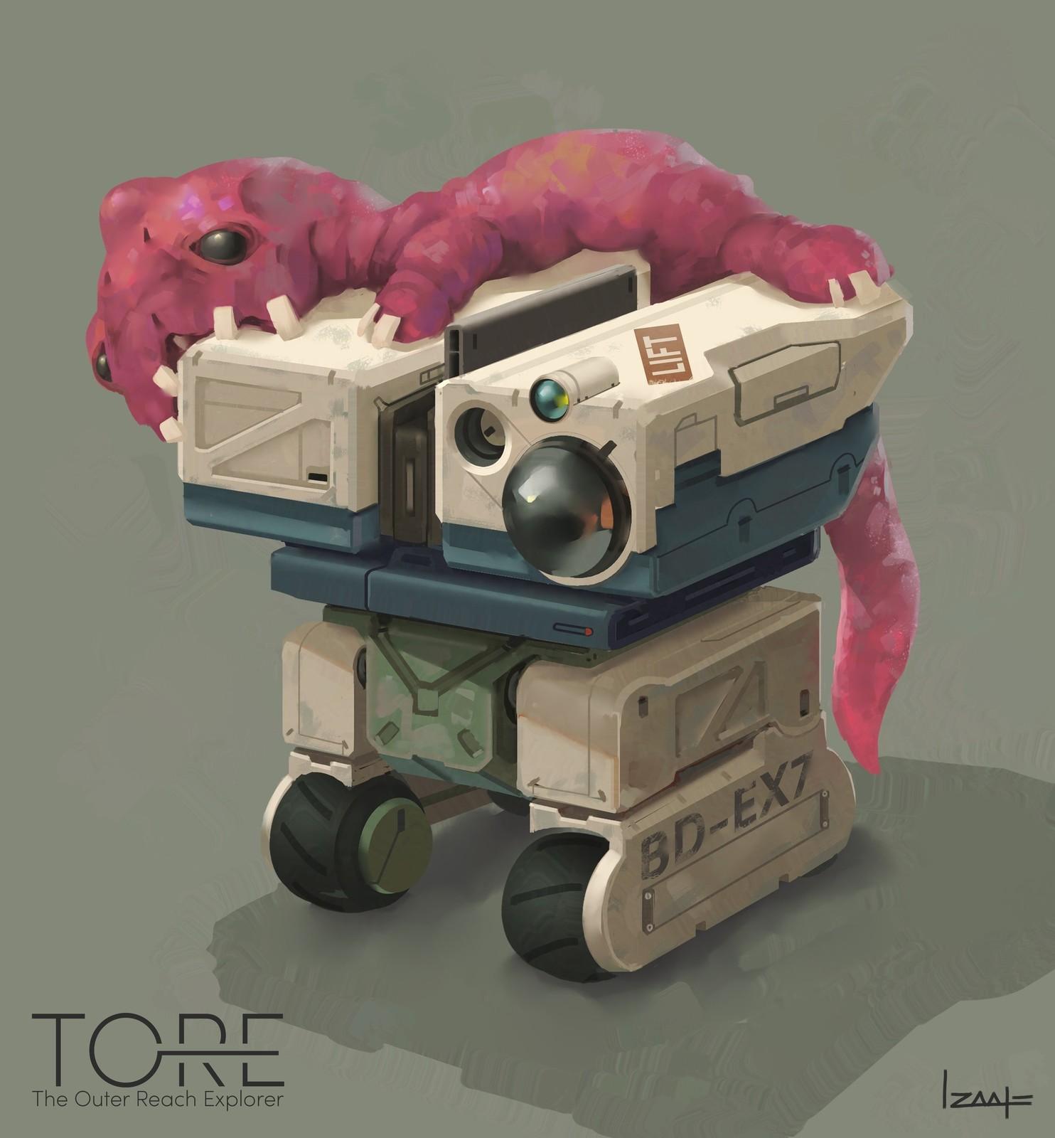 TORE Droid Design