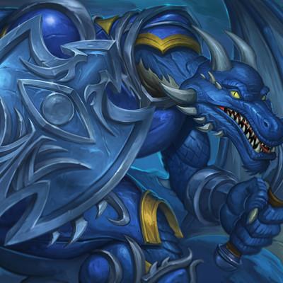 Ryan harasym dragon knight final
