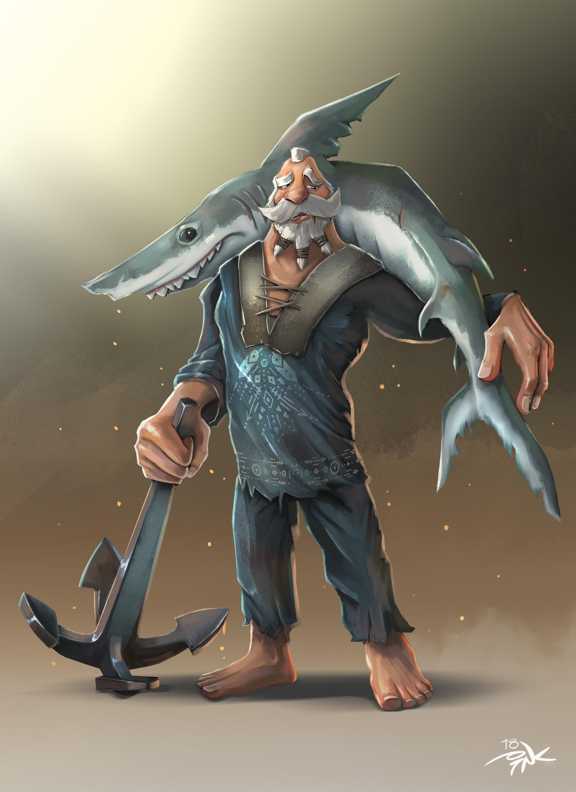 Inaki andonegi fisherman