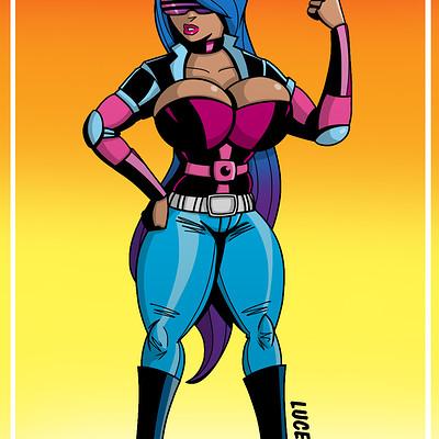 Gustavo lucero power girl