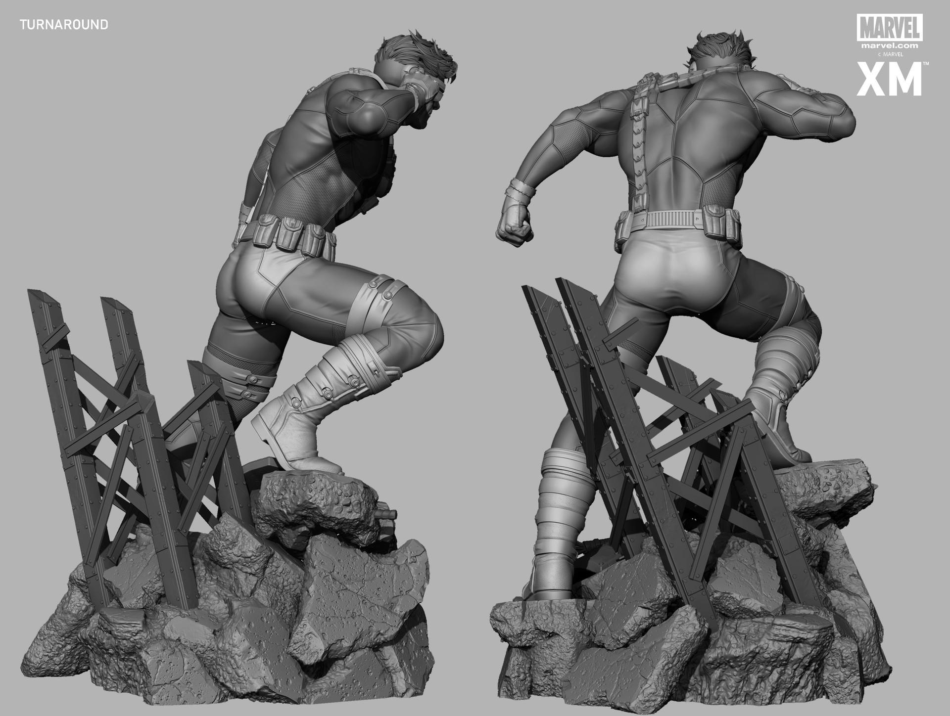 Rafael mustaine cyclops zbc render 1