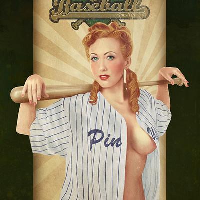 Fernando goni baseball vintage