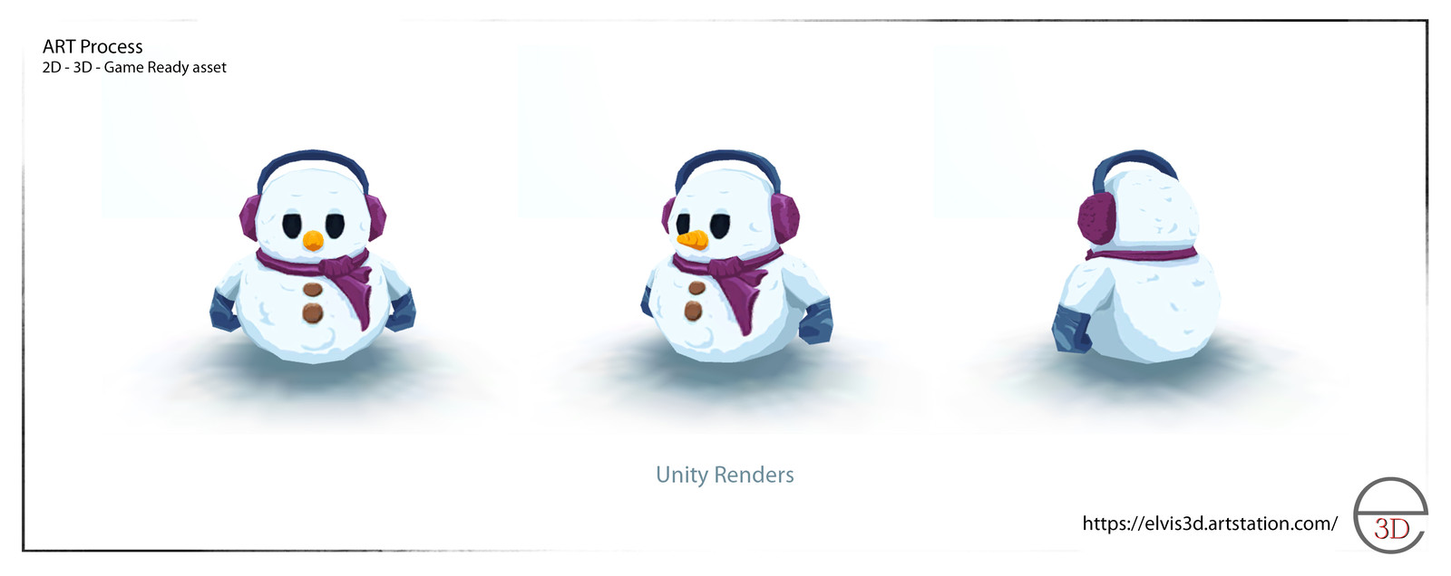 Game Ready Unity Asset