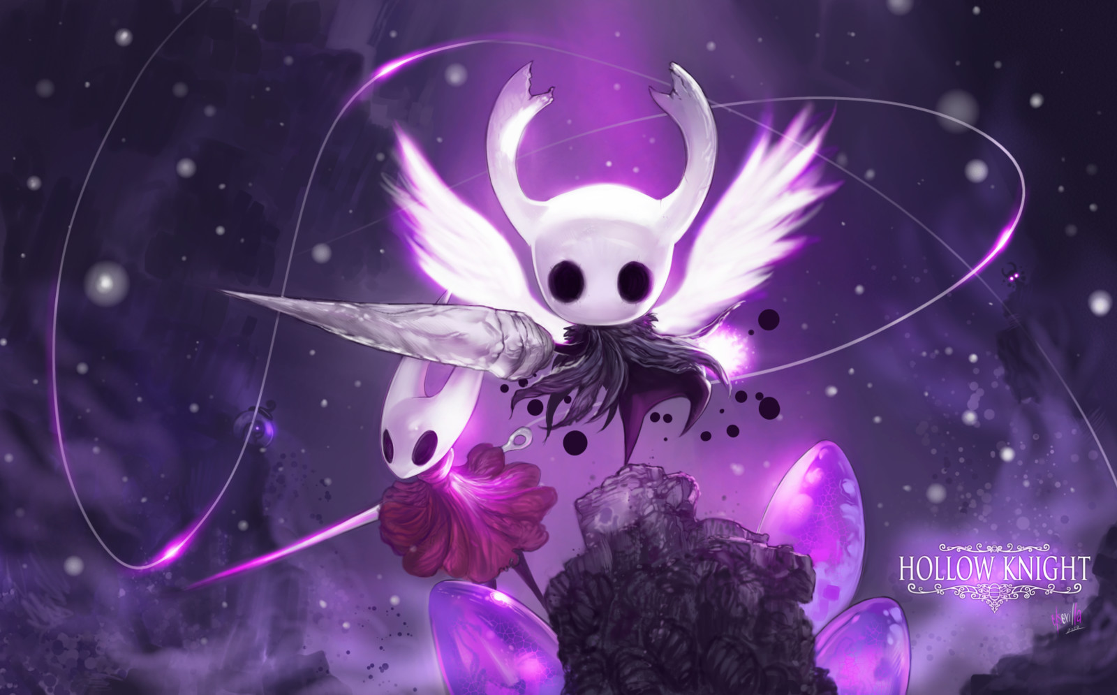 Hollow knight Wally
