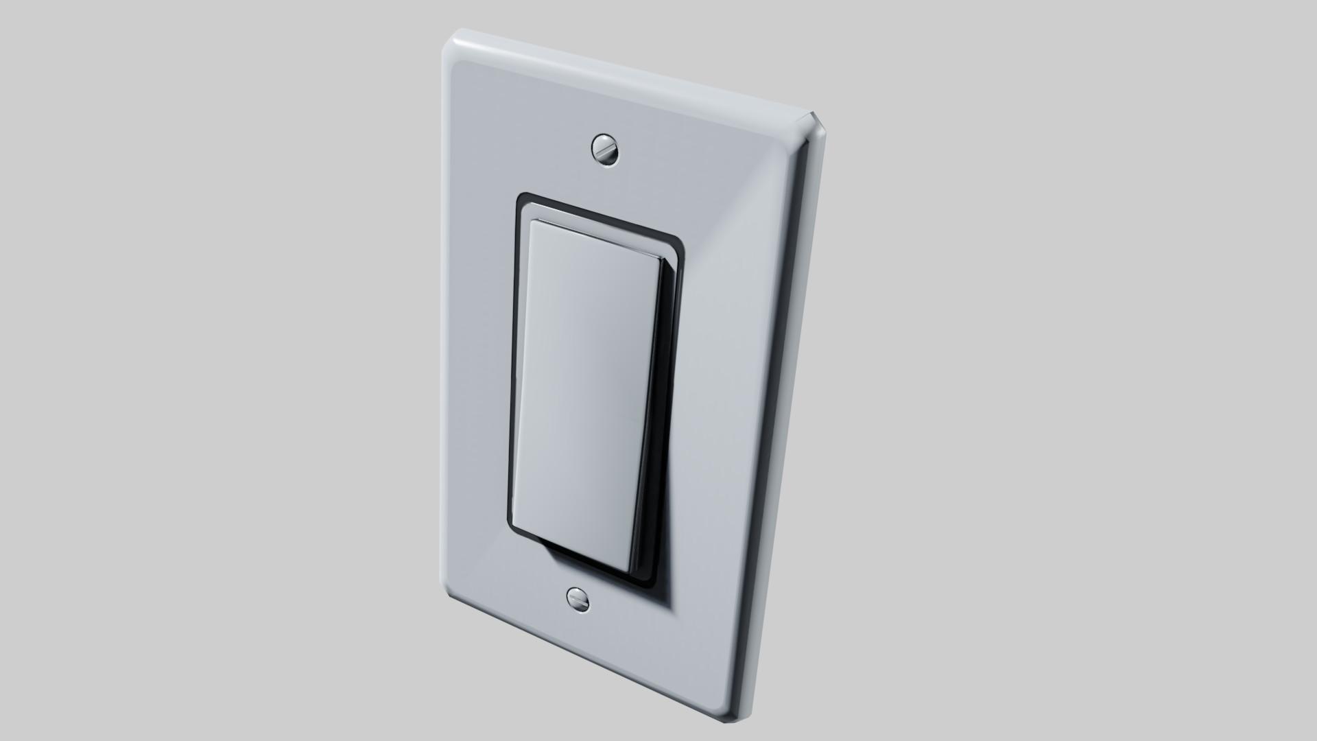 ArtStation - Light Switch Single, Brandon Funk