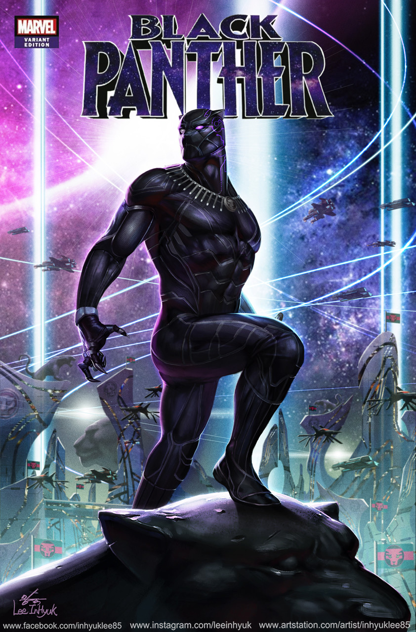 Inhyuk lee black panther 3