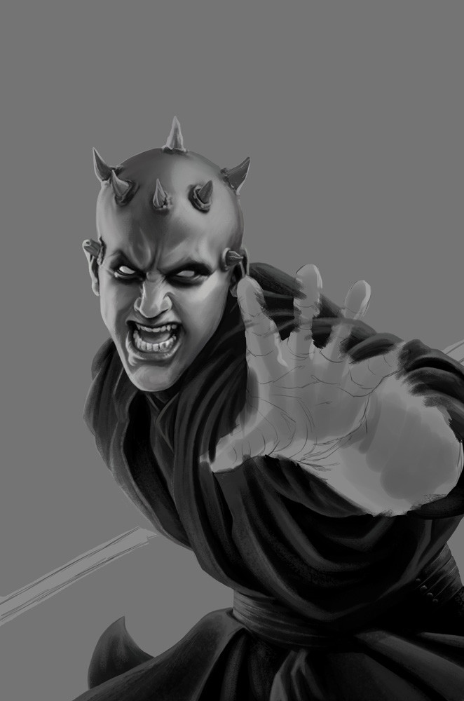 Darth Maul WIP