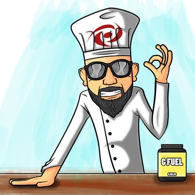 Alan castanos chef keemstar
