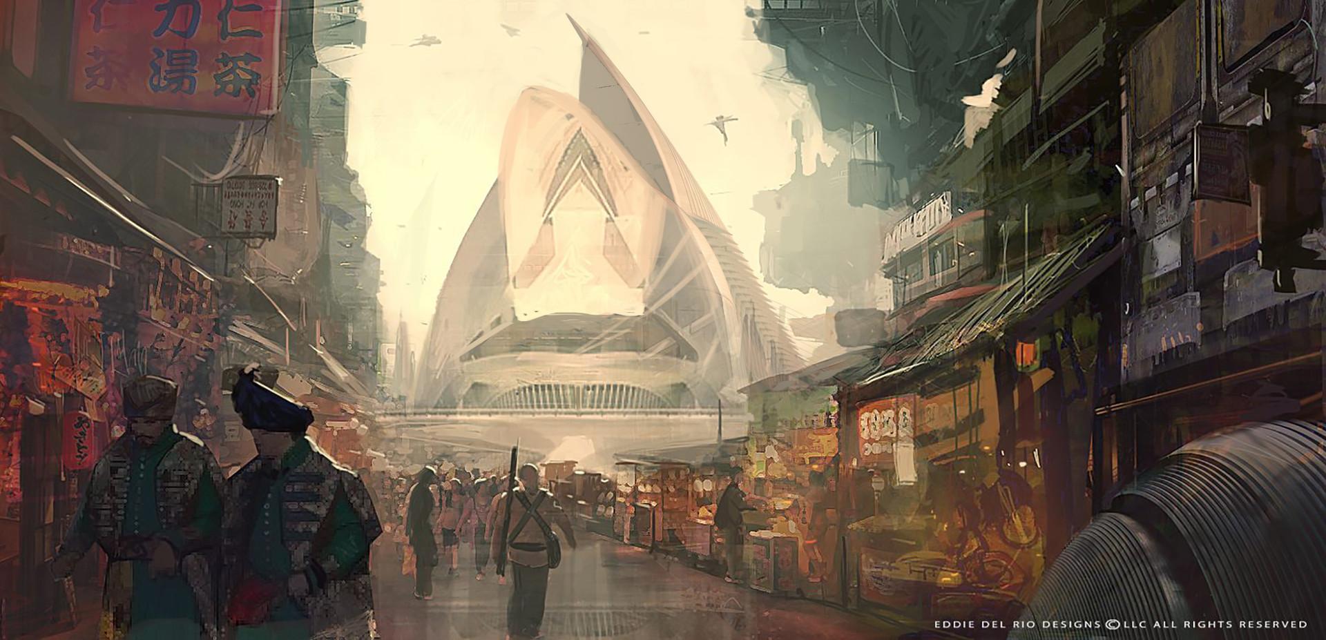 Eddie del rio sketch city