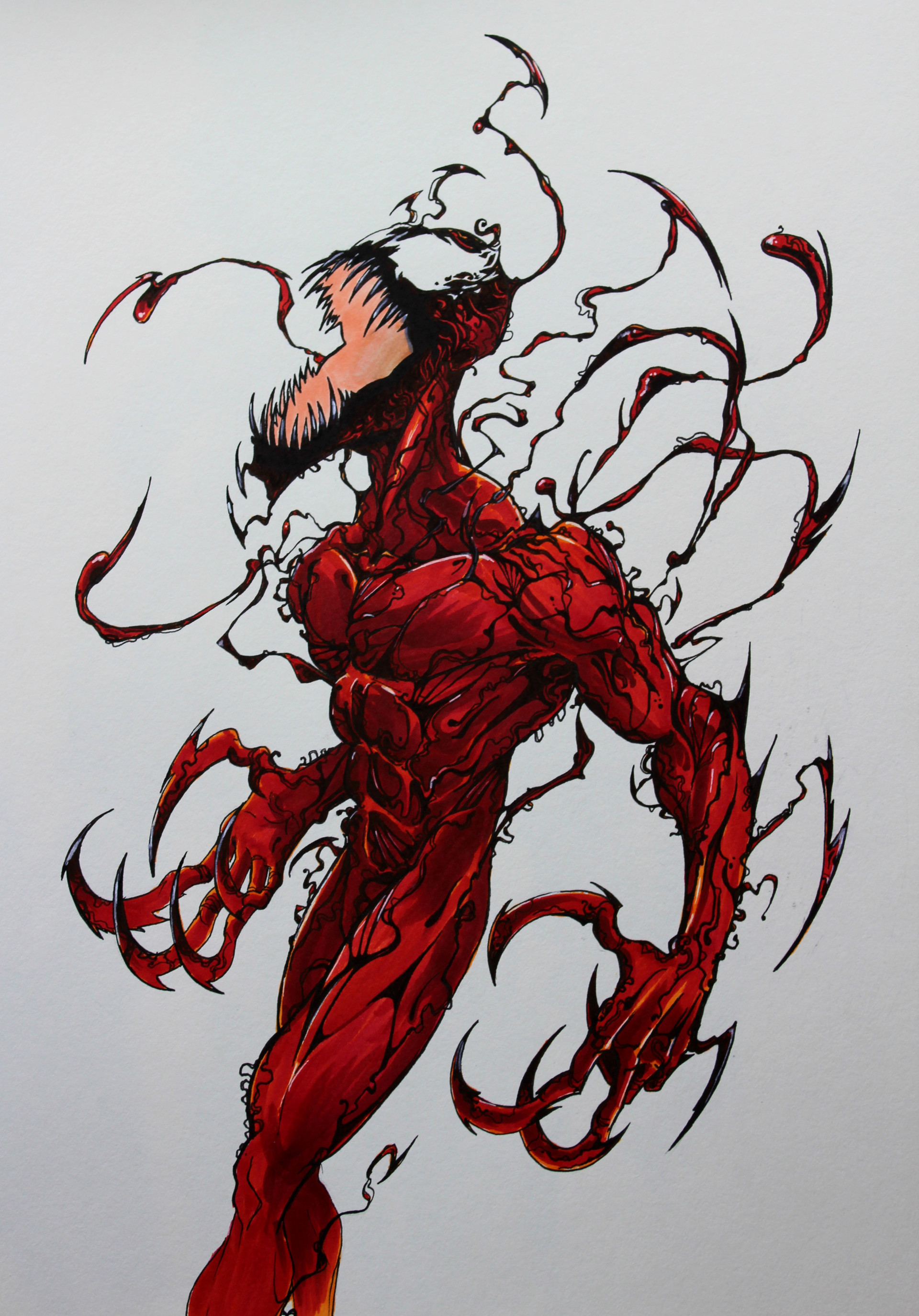 Dan clement carnage final 2