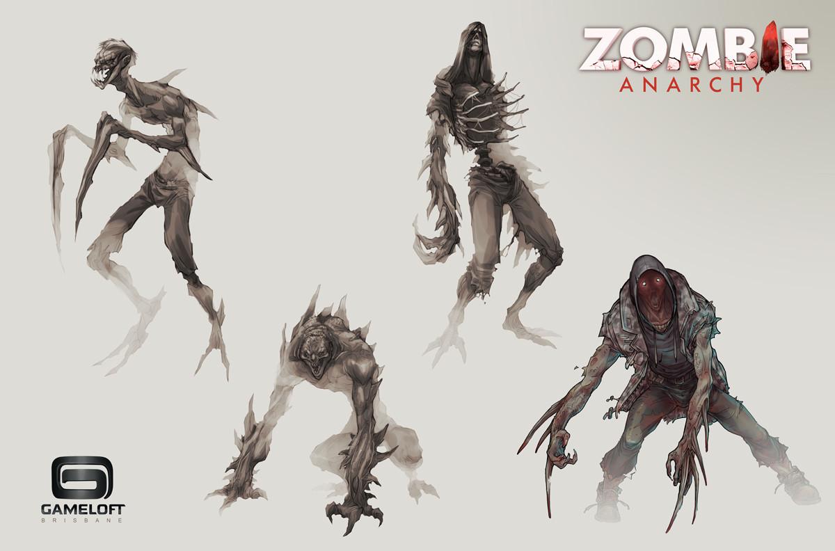 Zombie Anarchy #5