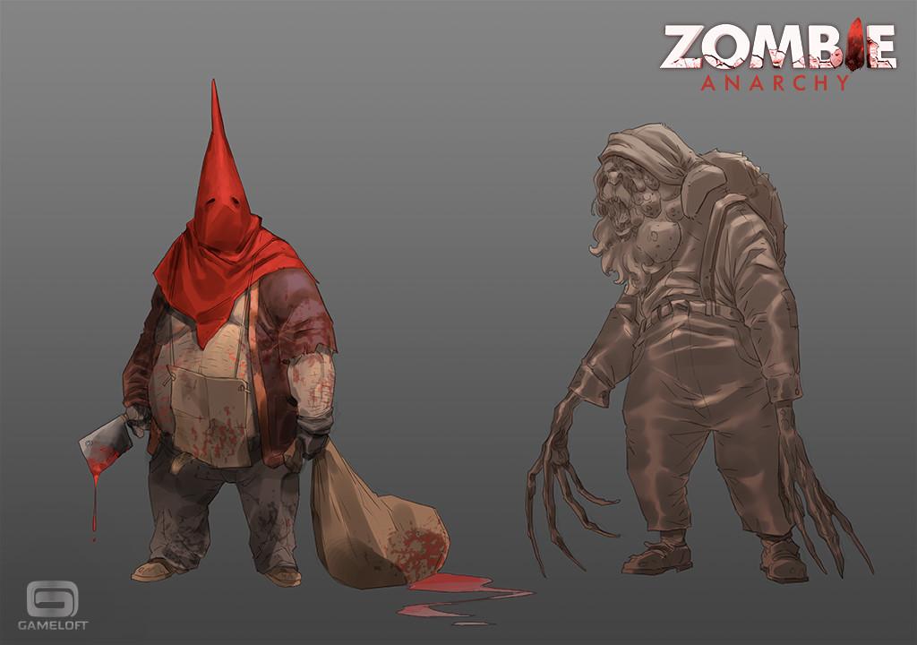 Zombie Anarchy #7