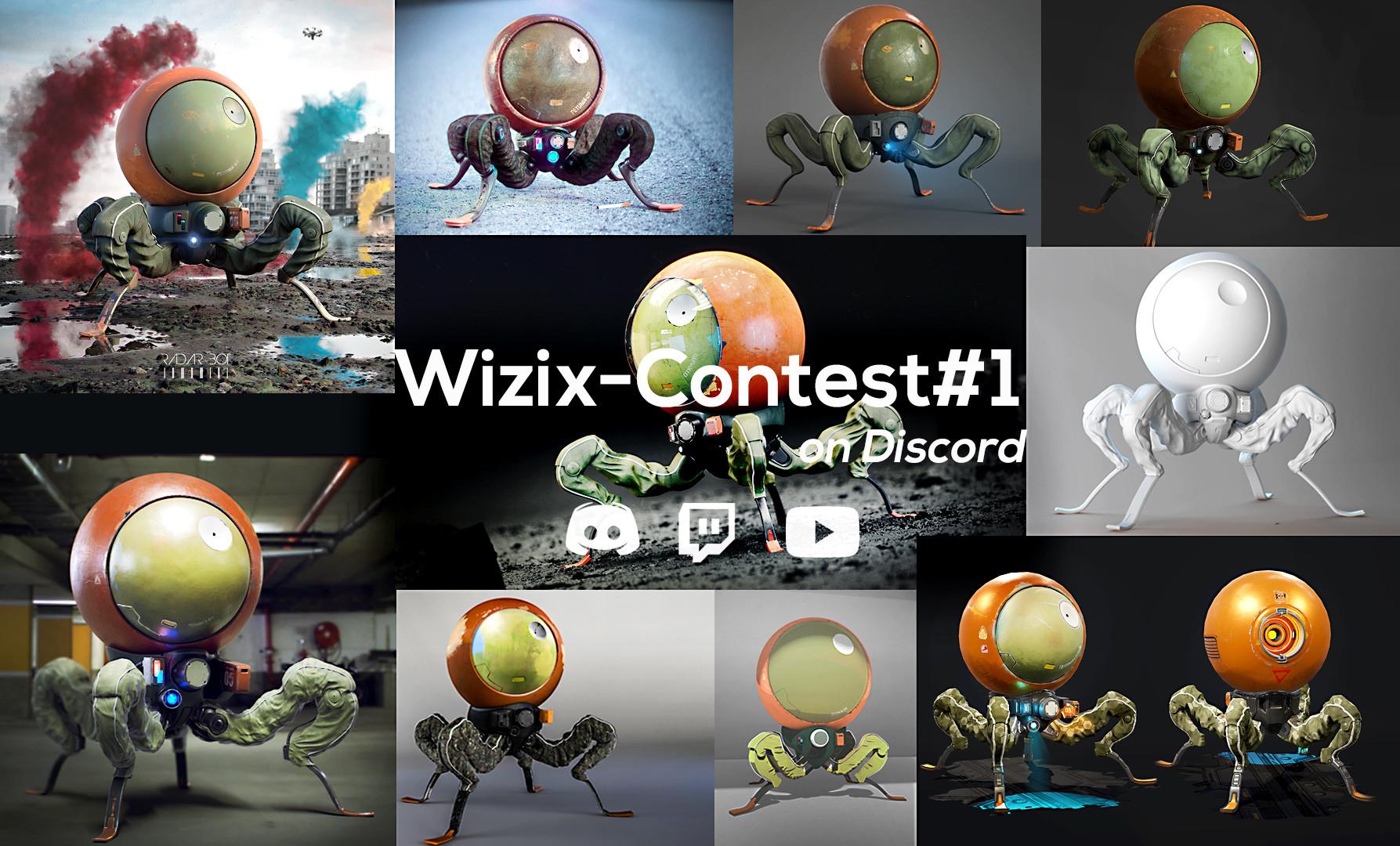 Wizix wizix contest 1