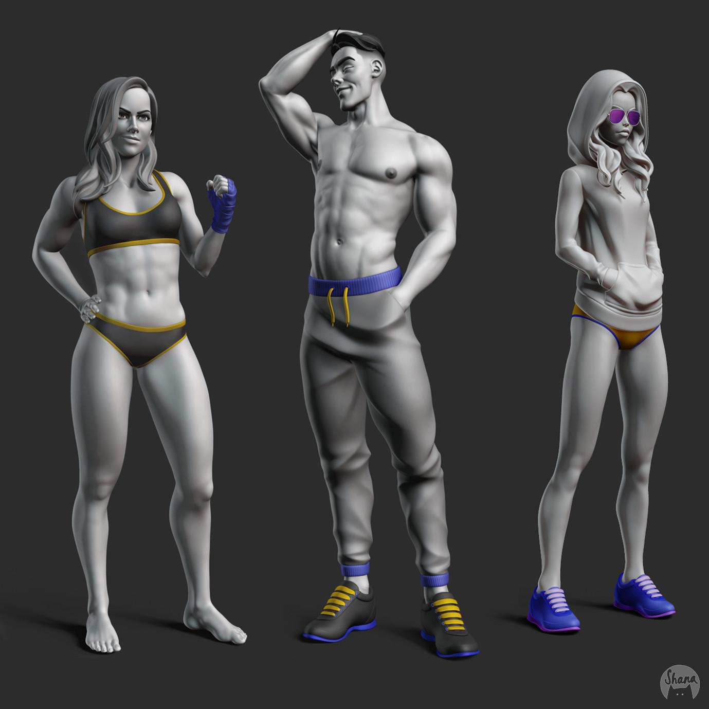 Shana vandercruysse anatomy comp
