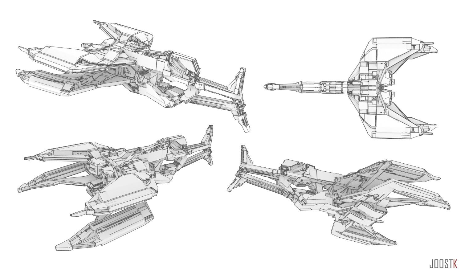 Ship Concept 02 ''R.A.S.''