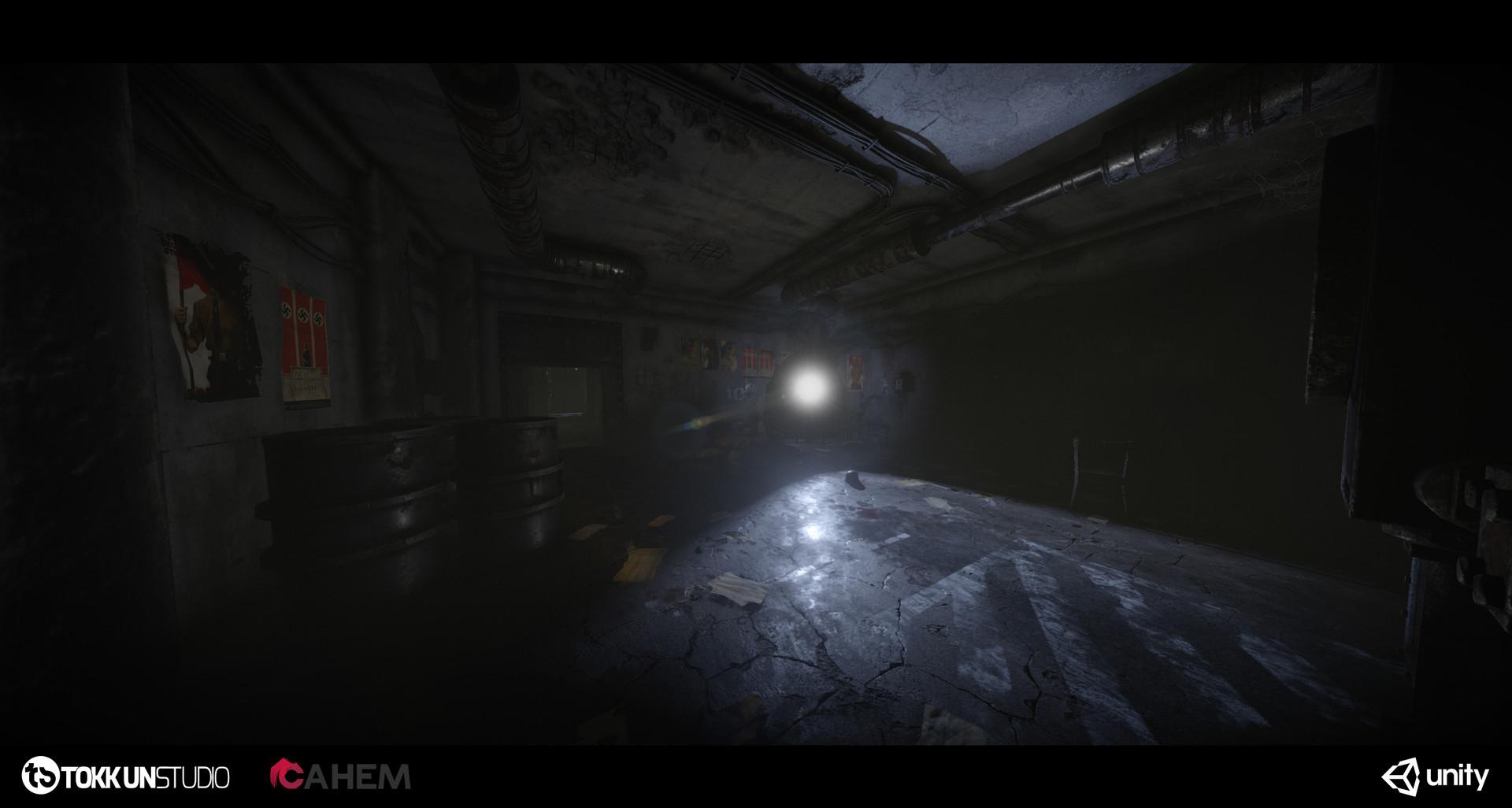 Tokkun studio bunker shot 32