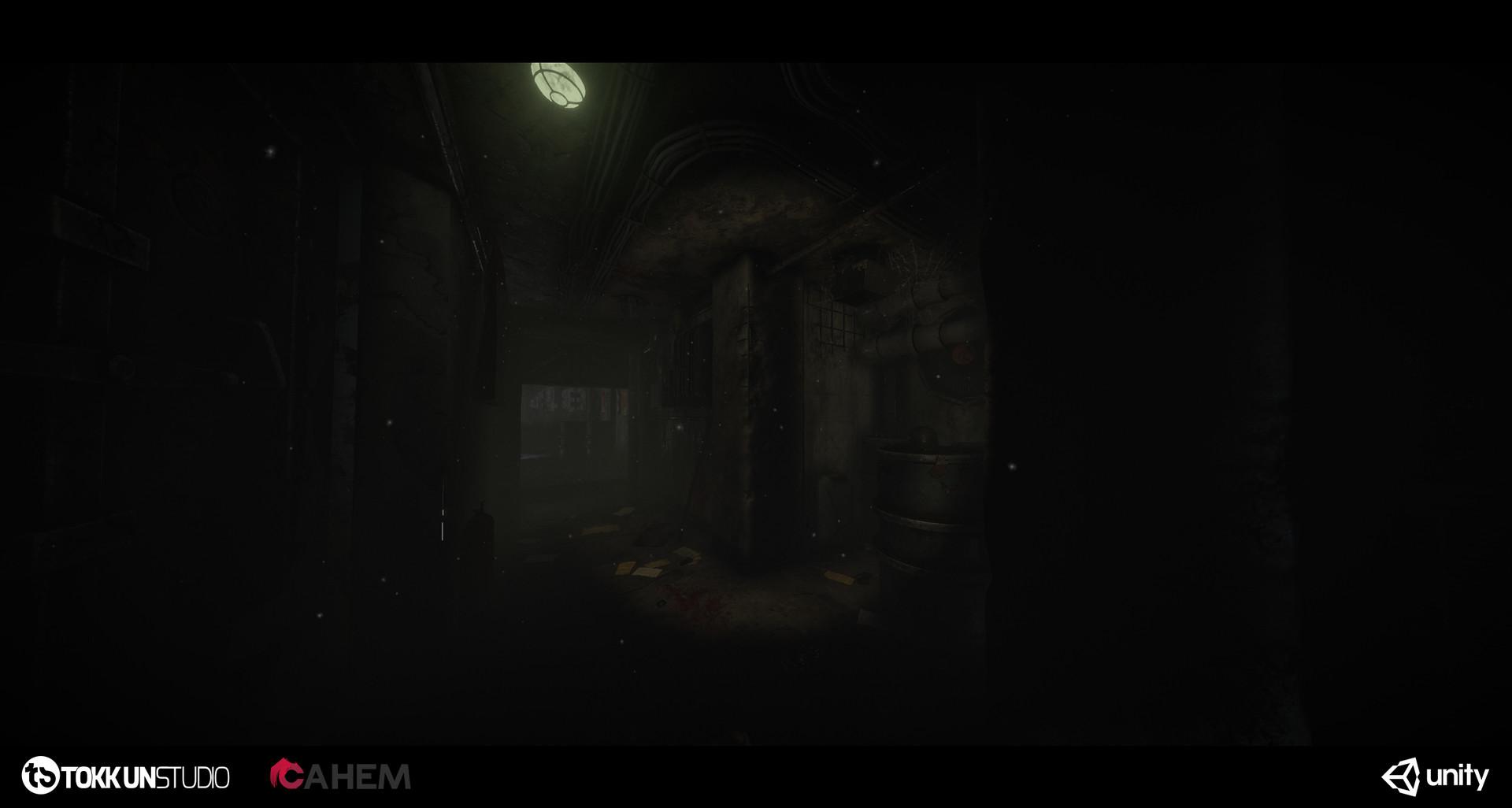 Tokkun studio bunker shot 05