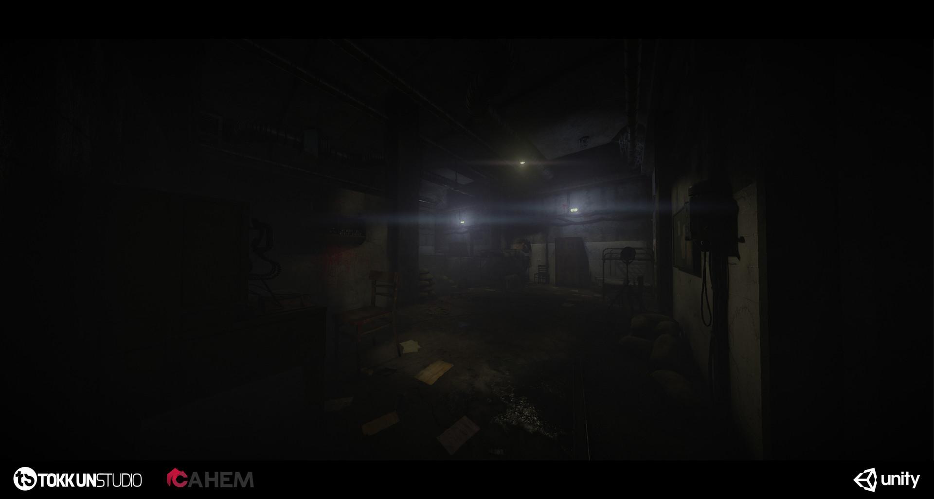 Tokkun studio bunker shot 07