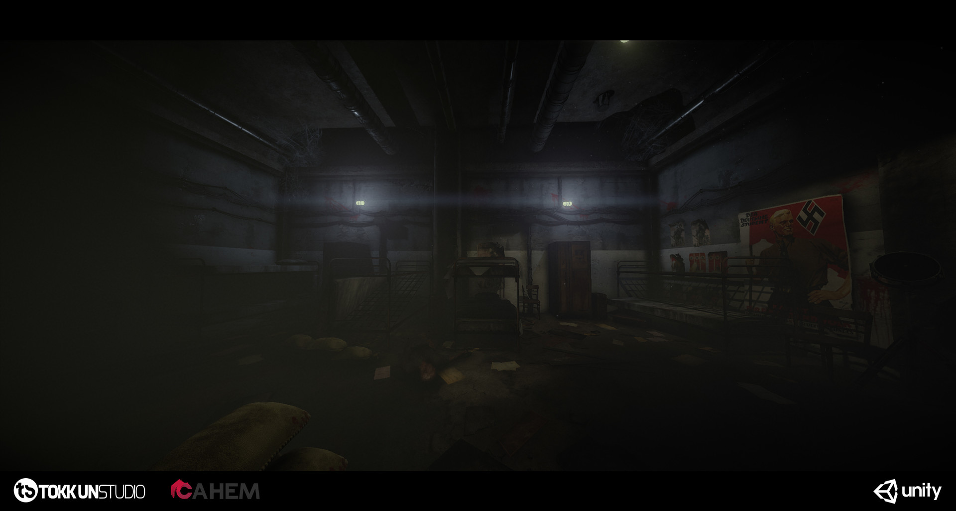 Tokkun studio bunker shot 08