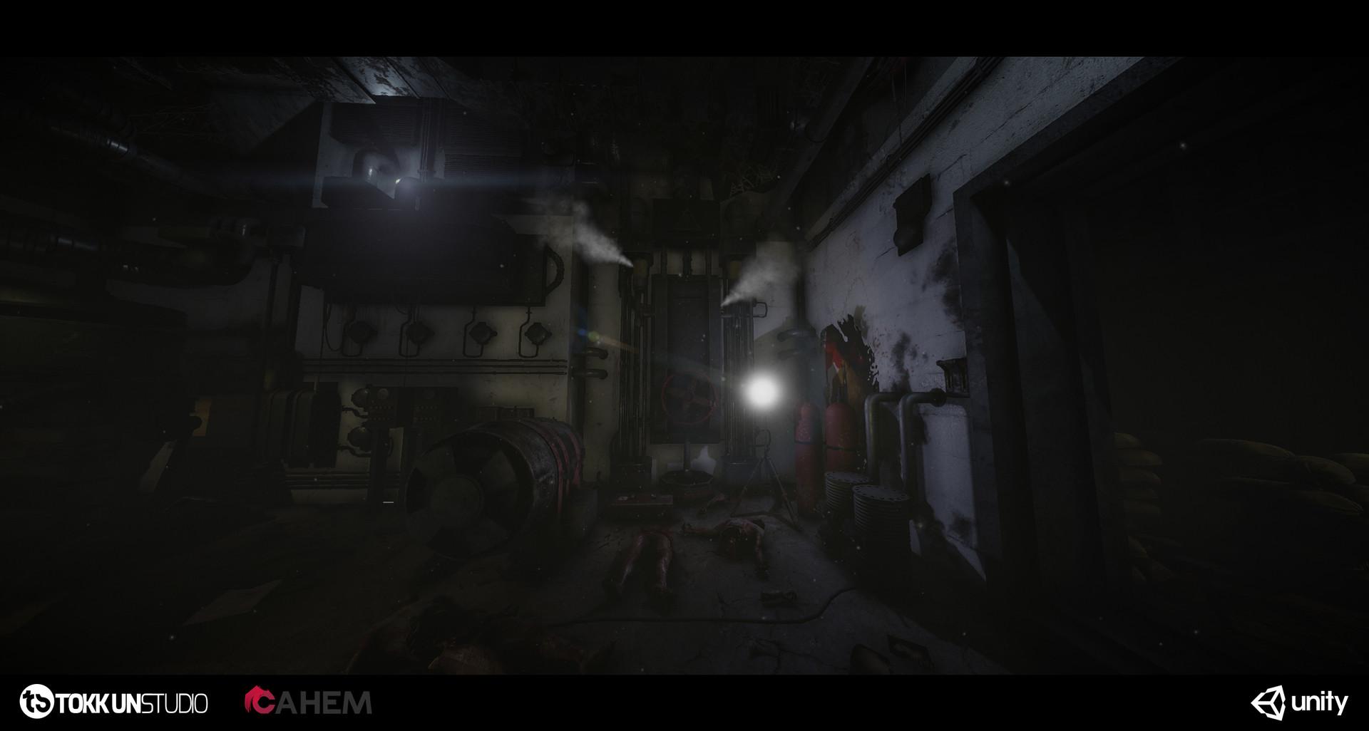 Tokkun studio bunker shot 17