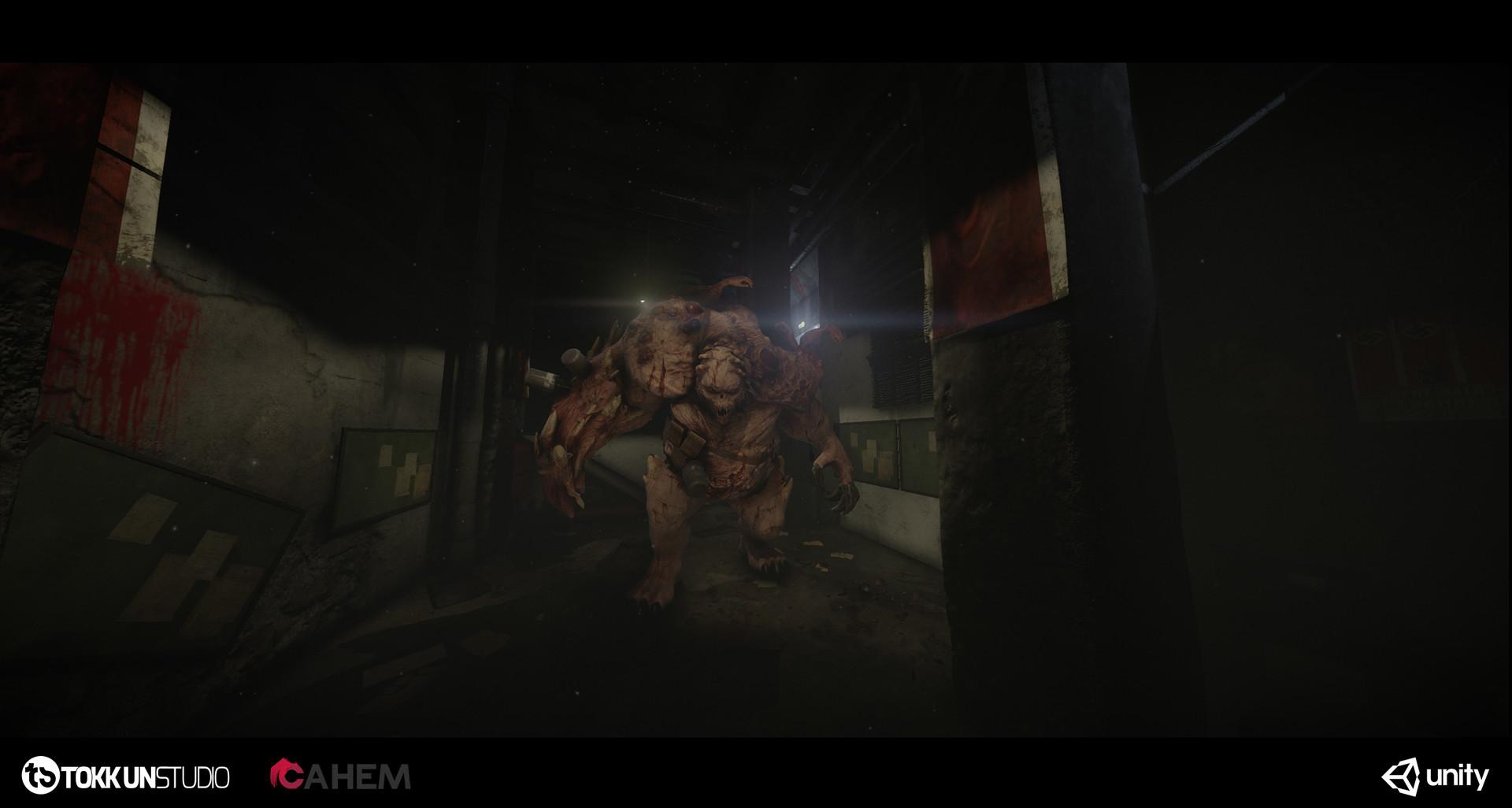 Tokkun studio bunker shot 23