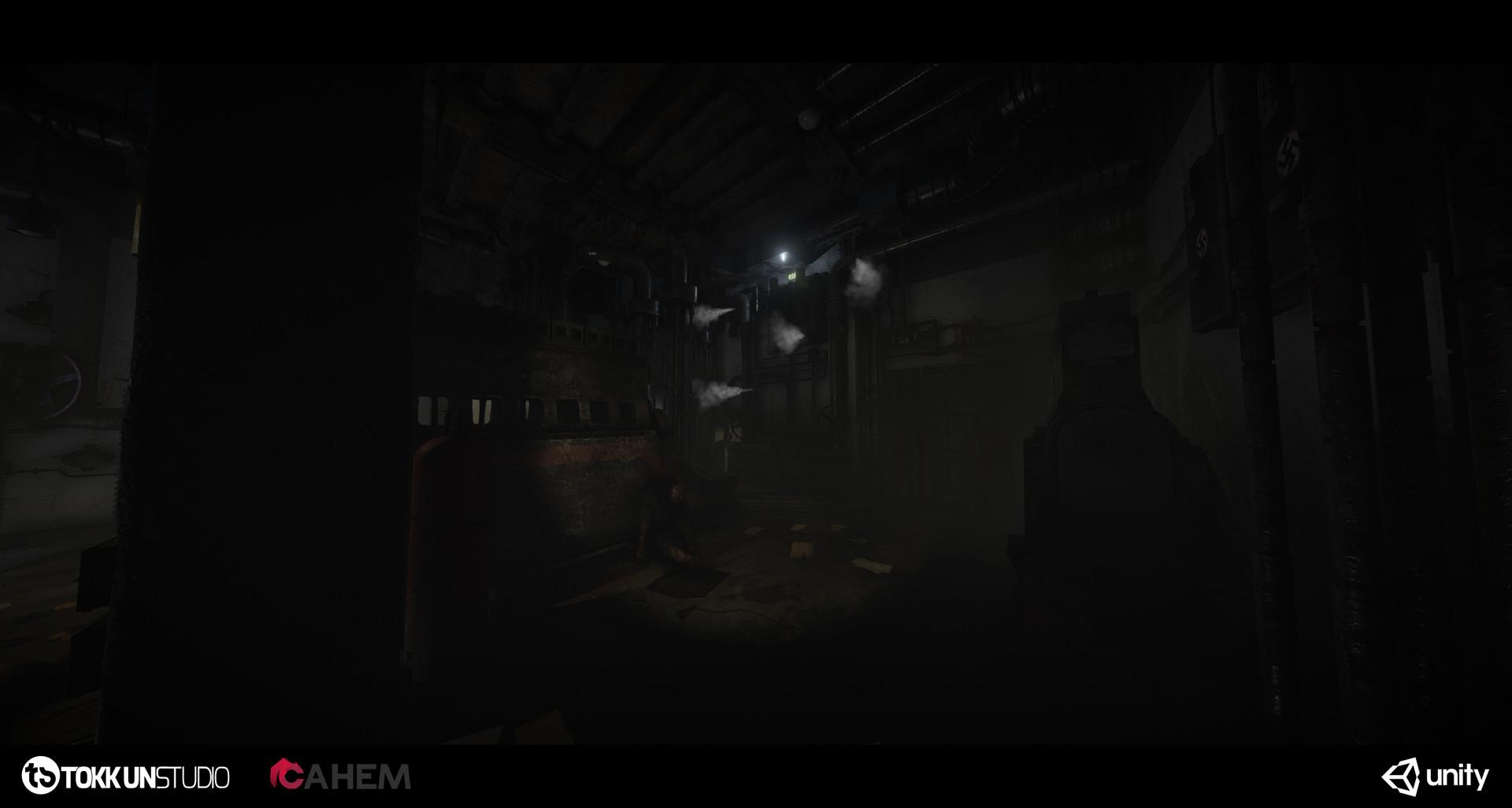 Tokkun studio bunker shot 19