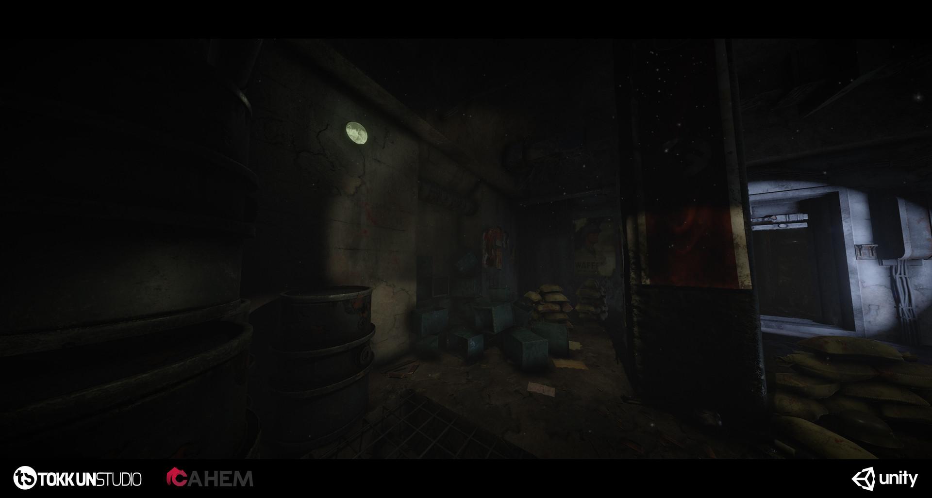 Tokkun studio bunker shot 28