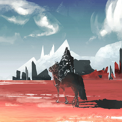 Yann faure desert