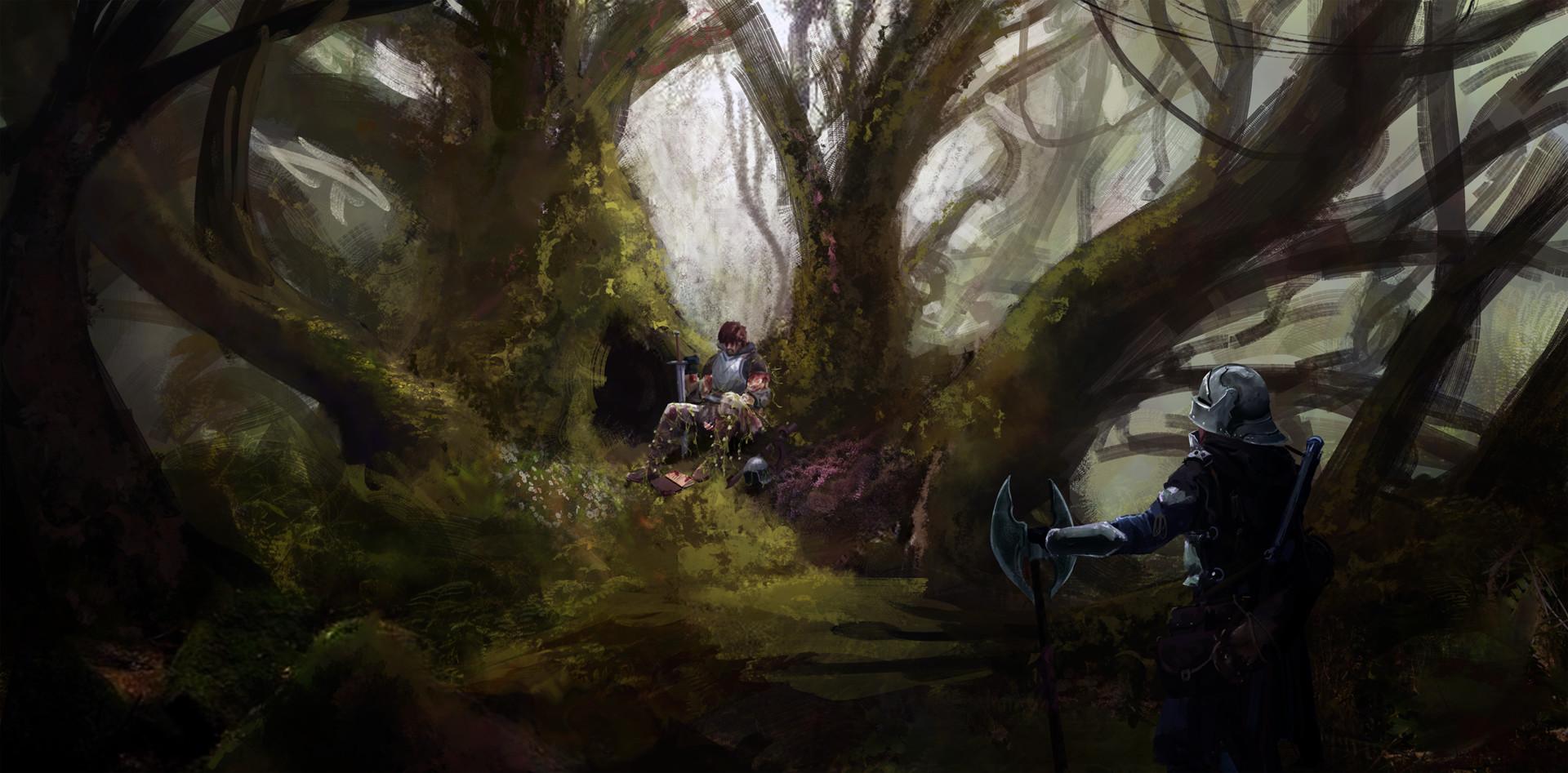 Jack dowell fallen hunter sml