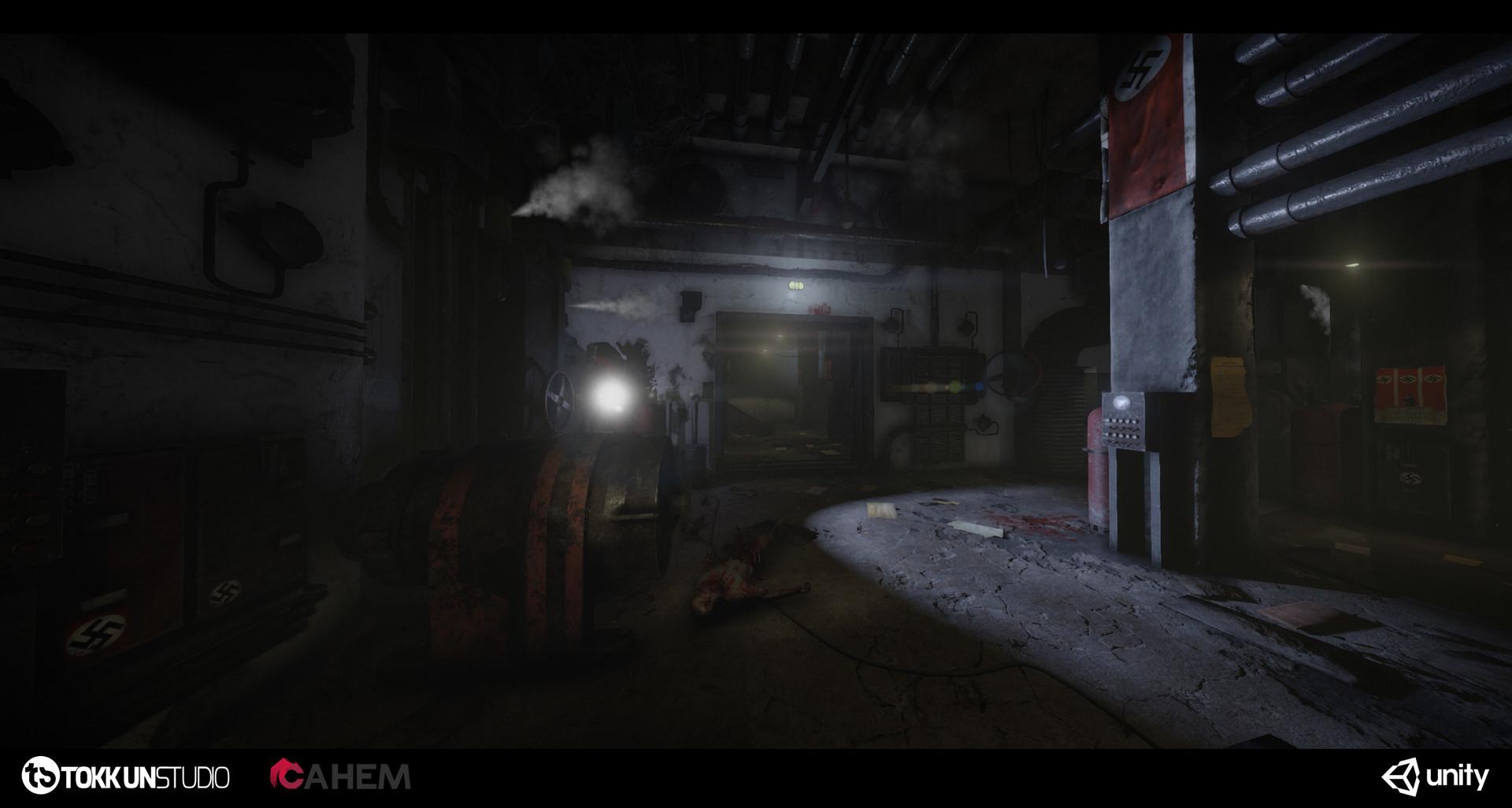 Tokkun studio bunker shot 37