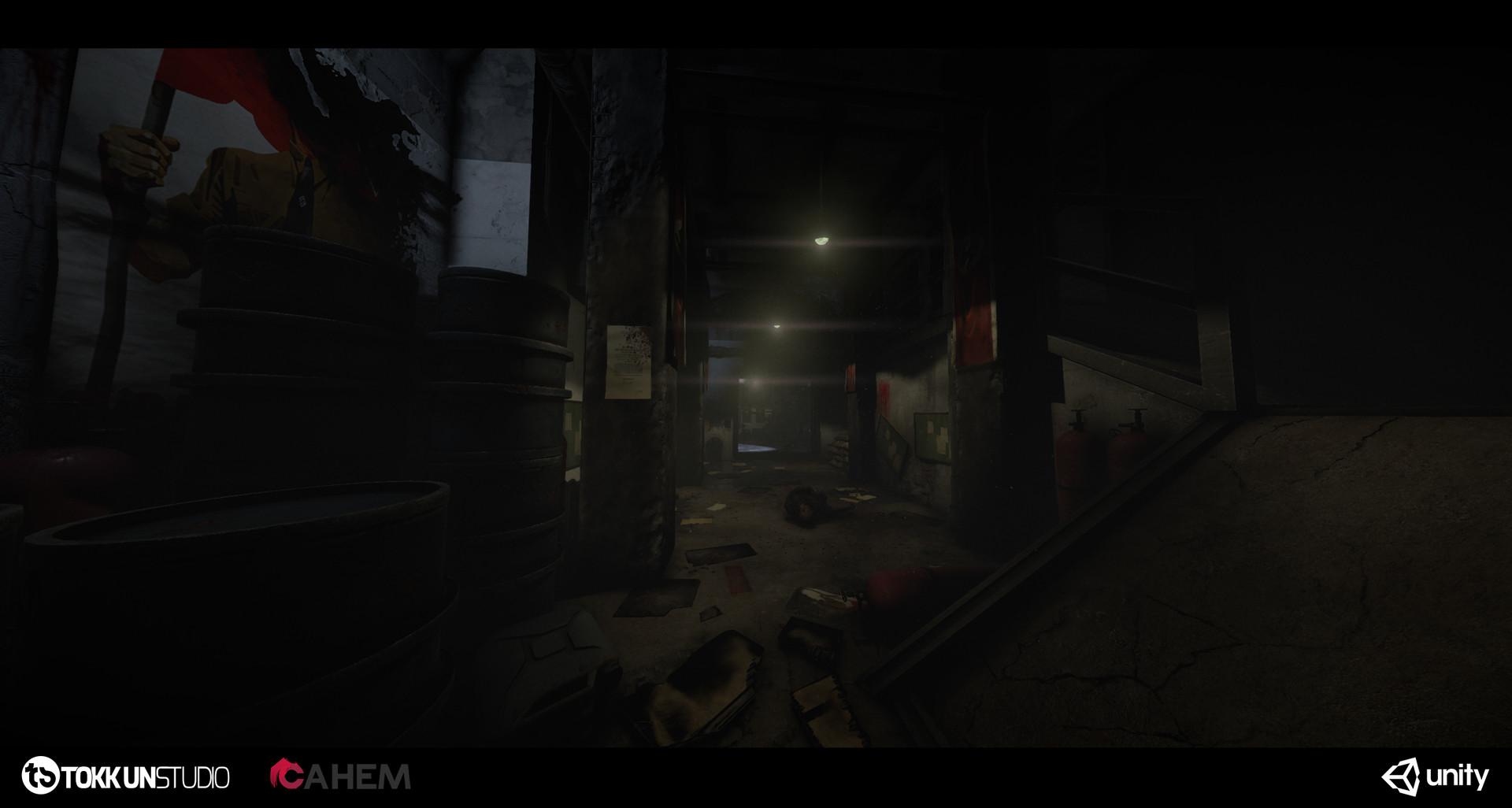 Tokkun studio bunker shot 39