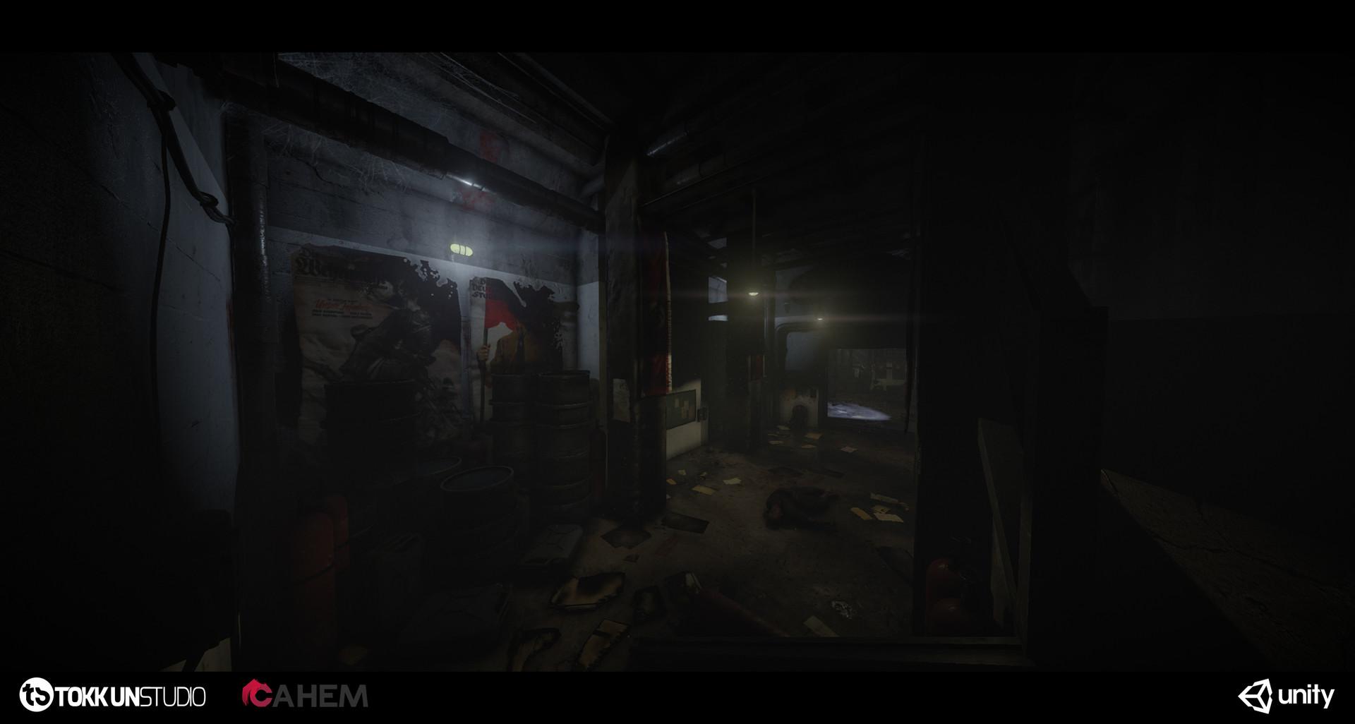 Tokkun studio bunker shot 40