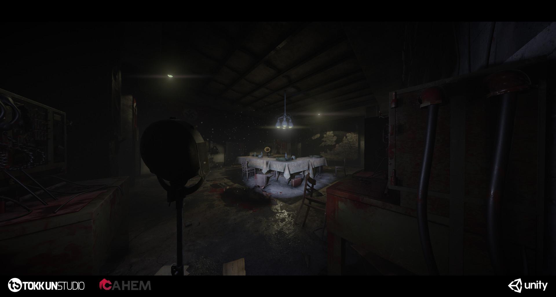 Tokkun studio bunker shot 43